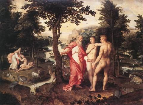 Le Jardin d'Eden, Jacob Baker
