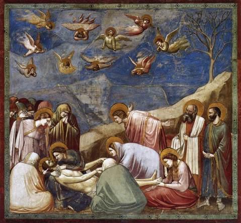 Giotto. Chapelle des Scrovegni. Padoue. 1302-1305