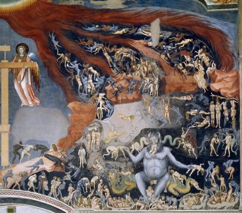 Le-jugement-dernier_Giotto-di-Bondone