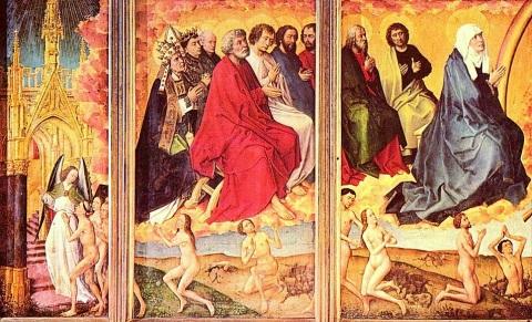 Rogier_van_der_Weyden-jugement-dernier3mlkjh élus paradis